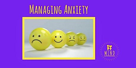Managing Anxiety in Children tickets