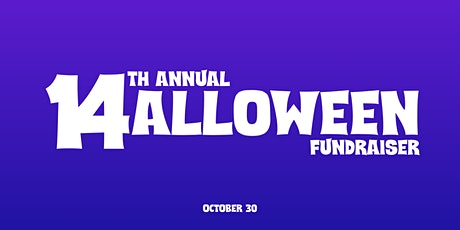 The 14th Annual Halloween Fundraiser tickets