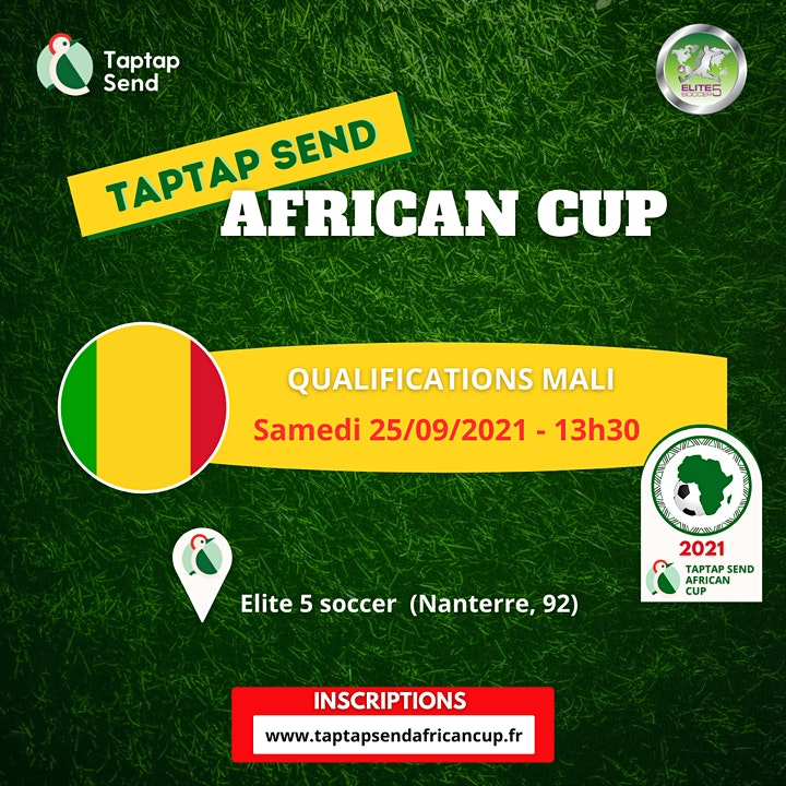 Image pour Qualifications Mali- TAPTAP SEND AFRICAN CUP