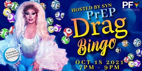 PrEP Drag Bingo tickets