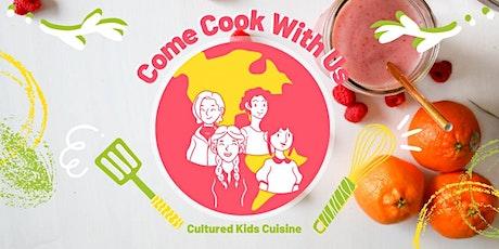 Taste of Southeast Asia: Aromatic Spiced Omelette w/ Nukechef Warna tickets