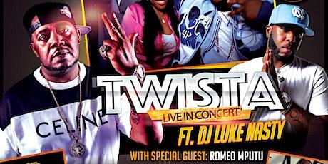 Twista & DJ Luke Nasty Live Concert (All Age Event) tickets