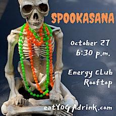 SPOOKASANA: Halloween Themed Yoga tickets