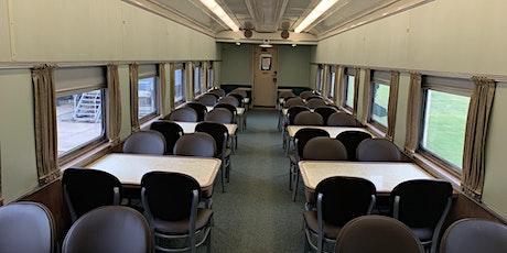 Fall Sunset Dinner Train 2021 tickets