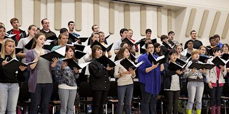 University Choirs tickets