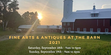 FINE ARTS & ANTIQUES AT THE BARN - Egg Harbor, Door County tickets