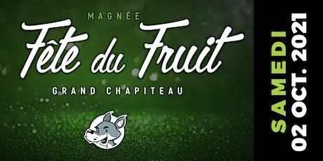 Fête du Fruit 2021 - Bal du Village - Samedi 02/10/2021 billets