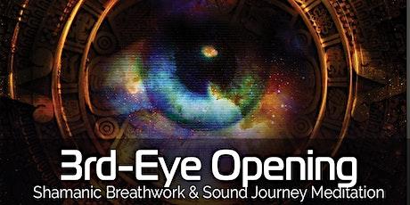 Third Eye Opening Shamanic Breathwork and Sound Meditation tickets
