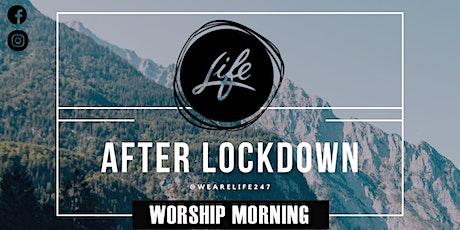LIFE WORSHIP MORNING SERVICE tickets