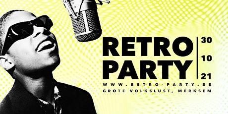 ◆  RETRO PARTY ◇ 30/10  ◆ tickets