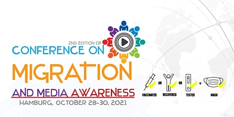 2nd Edition of  Conference on Migration and Media Awareness Tickets