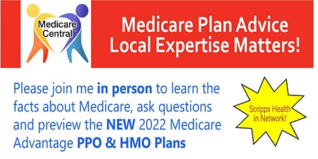 Attend a Free Medicare Sales Presentation tickets