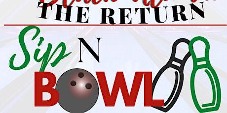 Black Alumni  Sip N Bowl - NIU Homecoming tickets