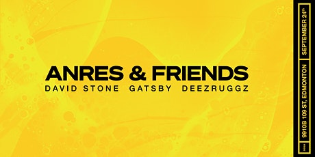 Anres + Friends tickets