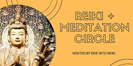 Dive Into Reiki Healing Circle tickets