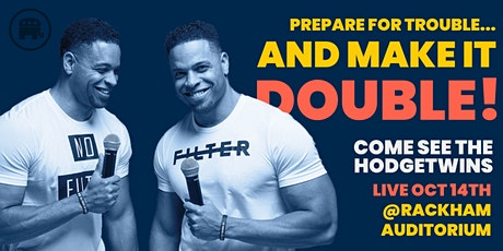 The Hodgetwins in Ann Arbor! tickets