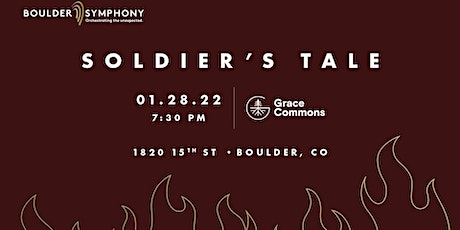 Soldier's Tale tickets