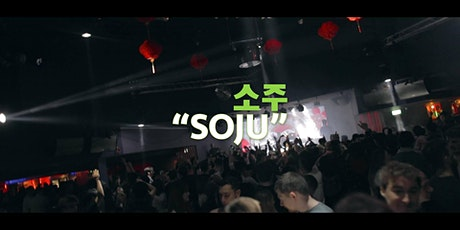 Bournemouth's ONLY Soju Kpop Party - 21 Oct 2021 tickets