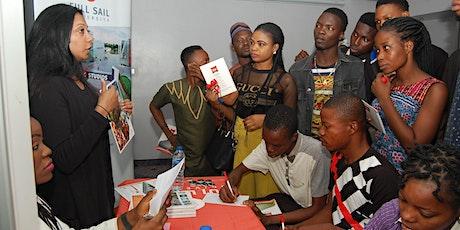 Nigeria International Virtual Education Fair 2021 online tickets