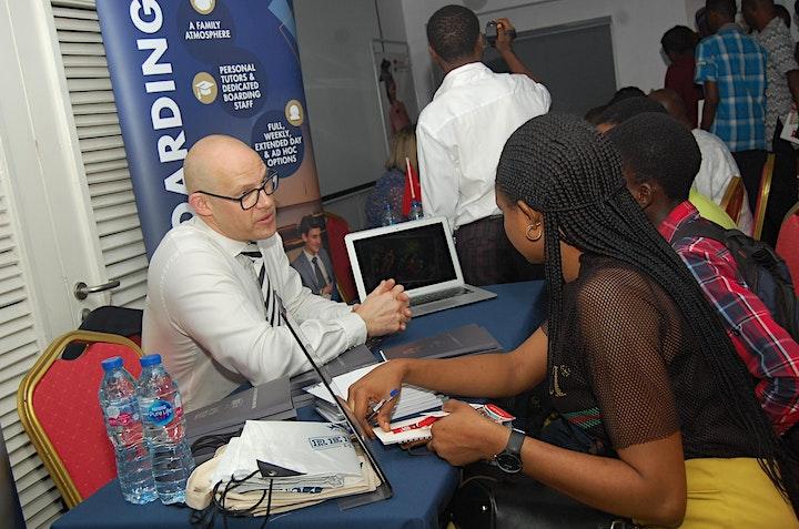 Nigeria International Virtual Education Fair 2021 online image