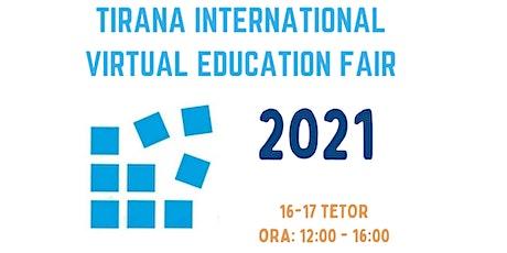 Tirana International Virtual Education Fair tickets