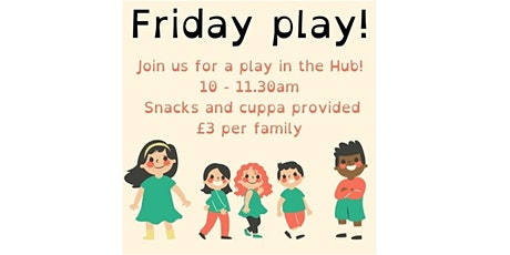 Gullane Baby and Toddler Friday Meet-up tickets