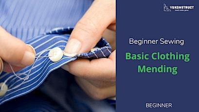 Basic Clothing Mending tickets