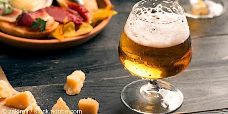 Bier und Käse Tickets