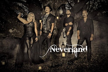 Neverland at Crawdads on the River tickets