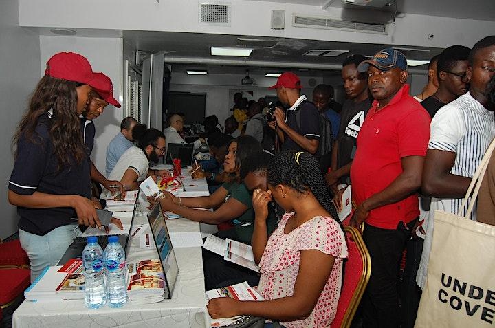 Lagos International Virtual Education Fair 2021 online image