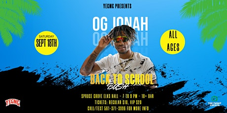 Back To School Bash (Spruce Grove) tickets