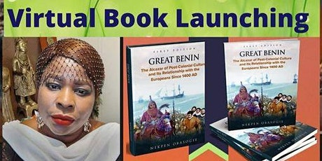 Virtual Book Launching. Great Benin: The Alcazar of Post-Colonial Culture tickets