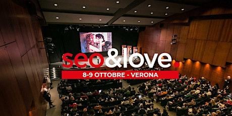 SEO&LOVE 2021 biglietti