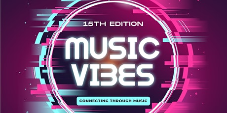 Music Vibes Special Edition (Season 15) billets