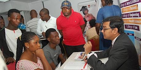 Lagos International College Fair 2021 online tickets