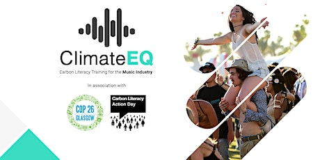 Carbon Literacy Action Day for the Music Industry tickets