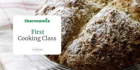 Thermomix First Cooking Class tickets
