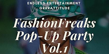 Fashion Freaks Vol. 1 billets