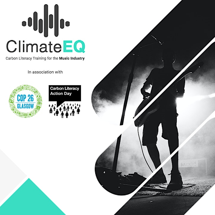 Carbon Literacy Action Day for the Music Industry image
