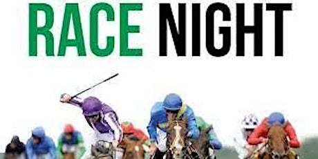 FBVCP CHARITY RACE NIGHT tickets