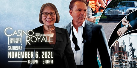 Casino Royale James Bond 007 Party tickets