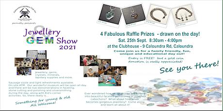 Jewellery & Gem Show 2021 tickets
