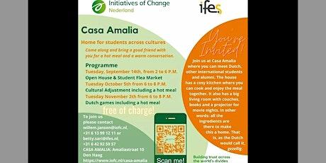 Casa Amalia tickets