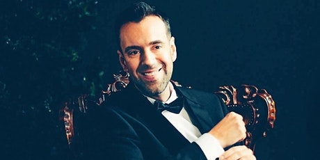Roaring 20s Show  & 5 Course Dinner with Liam OBrien at The Savoy Hotel tickets