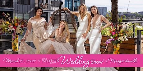 PWG Wedding Show | March 27, 2022 | Margaritaville tickets