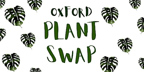 Oxford Plant Swap Sept '21 tickets