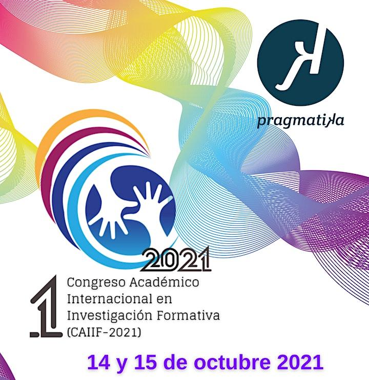 Congreso Académico Internacional en Investigación Formativa (CAIIF-2021) image