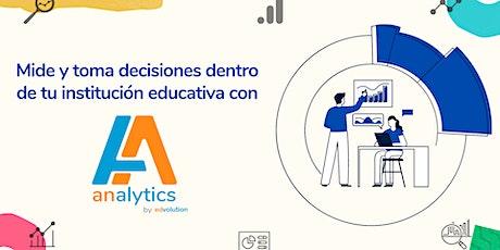 Analytics by Edvolution boletos