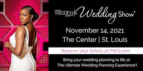 PWG Wedding Show | November 14, 2021| The Center tickets