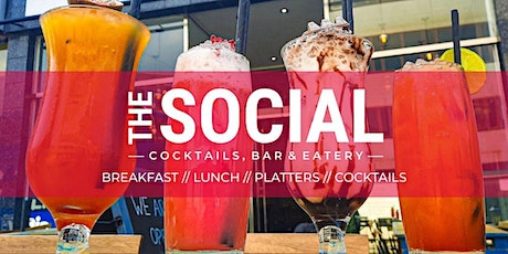 Your Partnerships Social at The Social Bar and Eatery, Plymouth tickets
